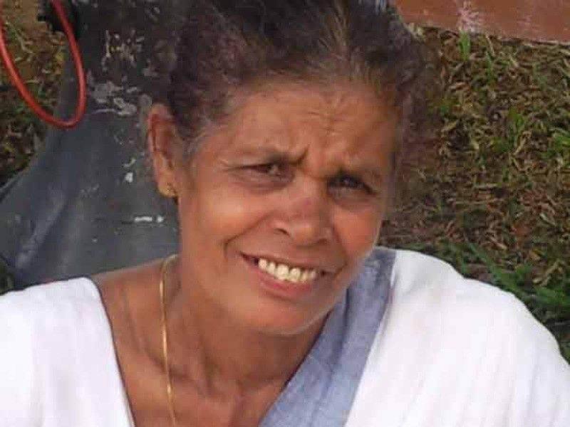 Sri Lanka, 59 anos.