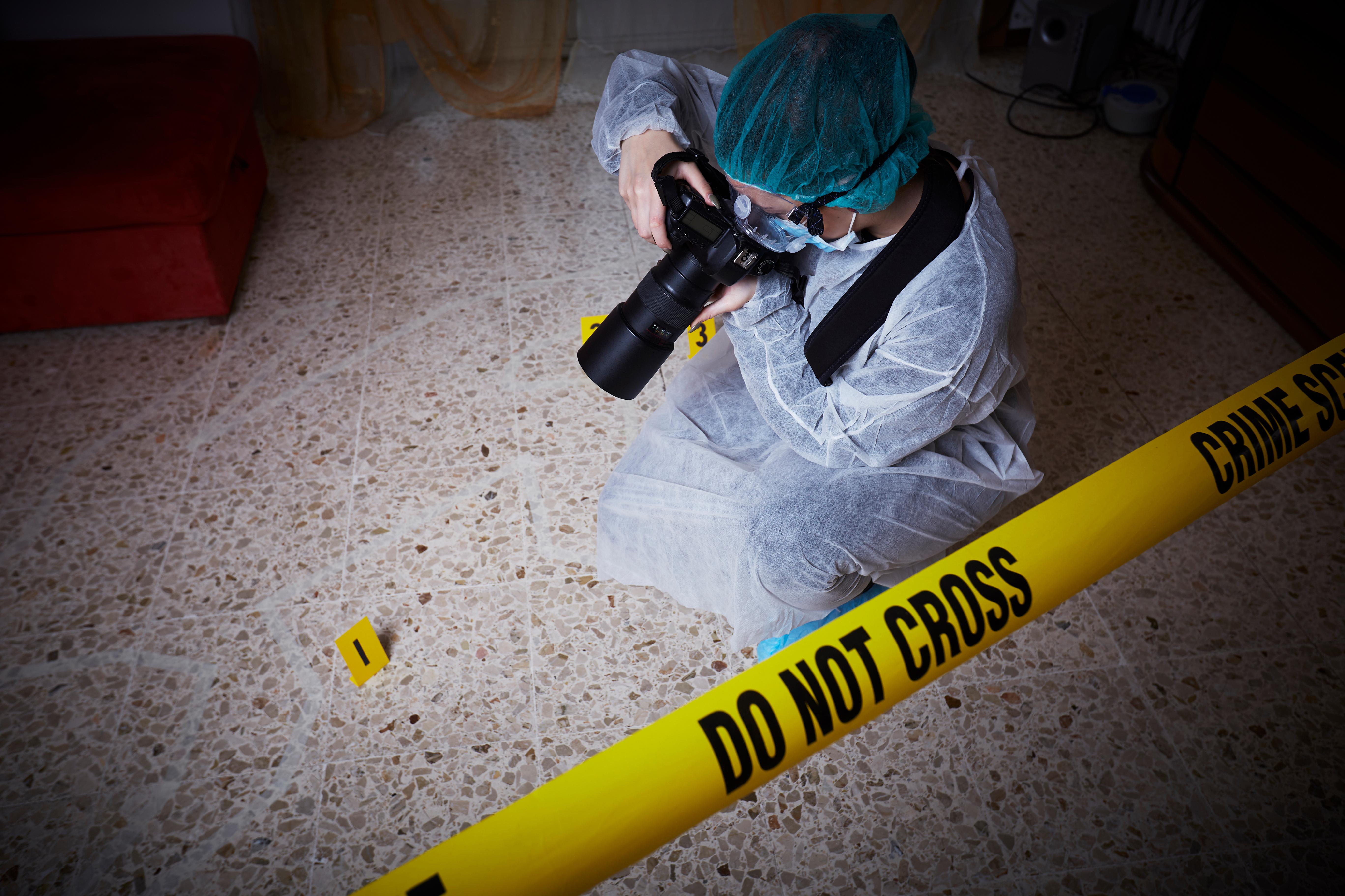 curso perito criminal forense pericia como ser