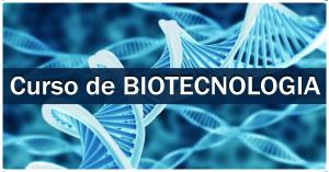 curso de biotecnologia