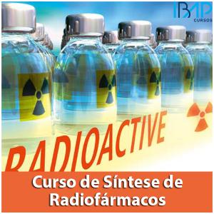 curso de síntese de radiofármacos