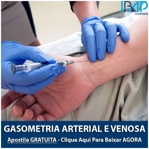 gasometria arterial e venosa baixar apostila gratuita