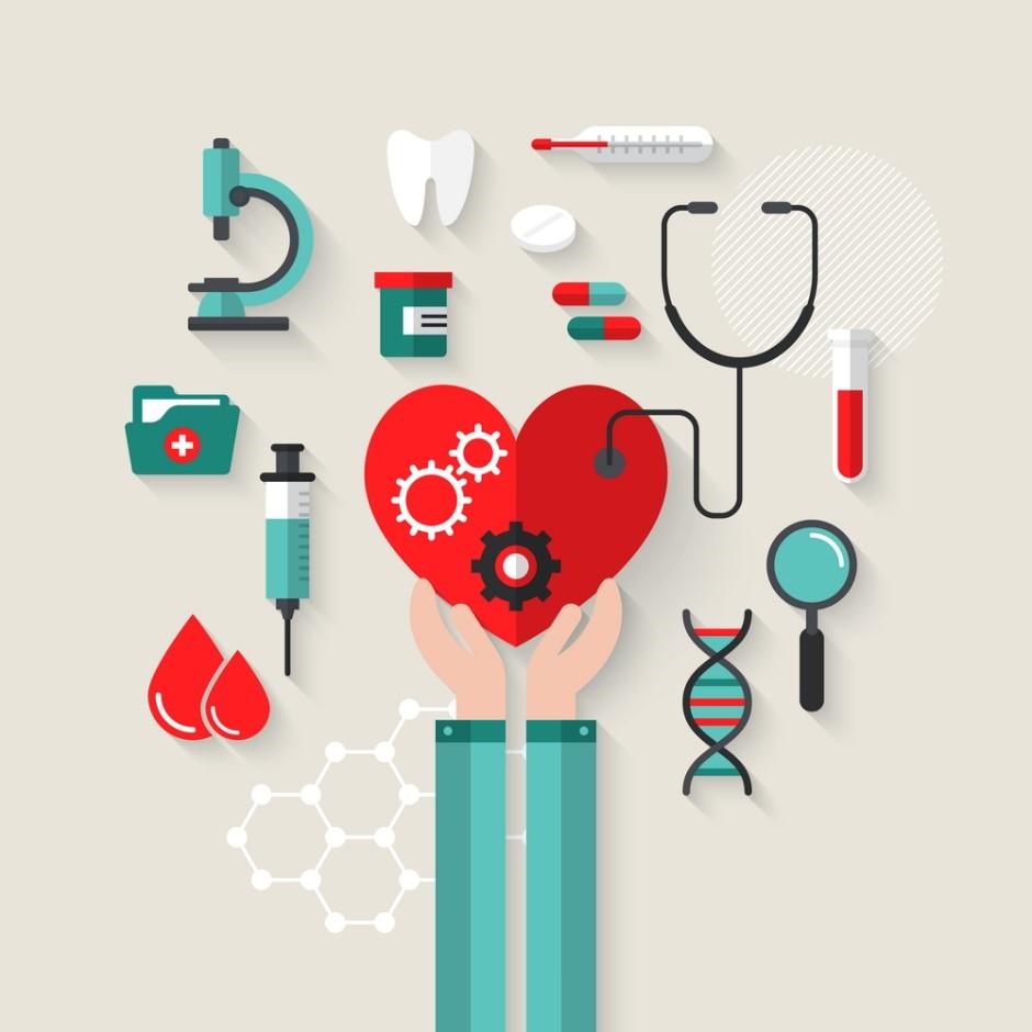 vagas de emprego na área da saúde cursos online