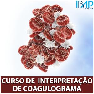 curso de interpretação de coagulograma