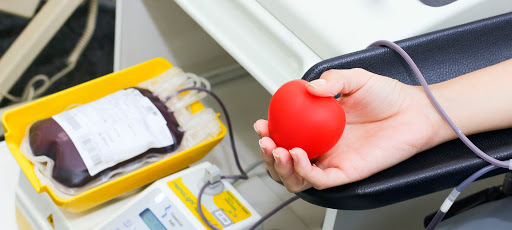 Hemoterapia doação de sangue coração o que é benefícios riscos componentes do sangue fracionamento