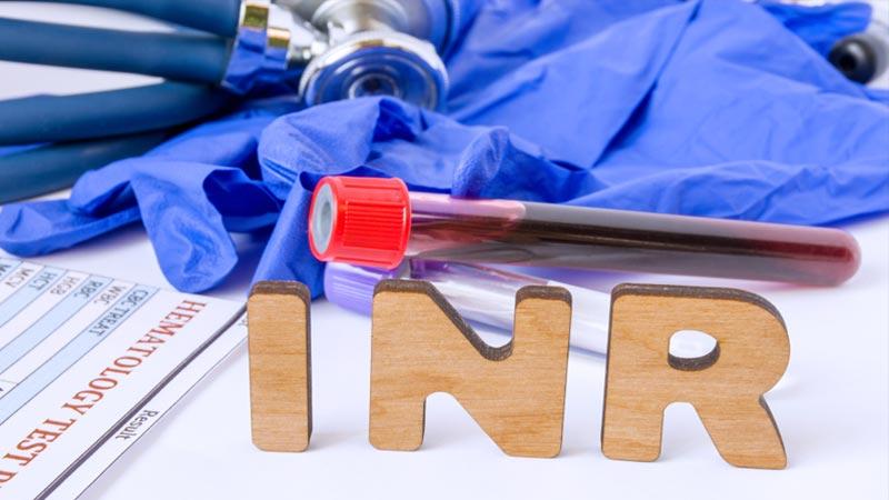 coagulograma exame de coagulação inr