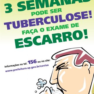 exame de escarro tuberculose tosse