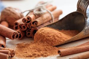 canela alimentos termogênicos queimar gordura perder peso aumentar metabolismo