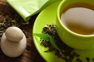 chá verde alimentos termogênicos queimar gordura perder peso aumentar metabolismo