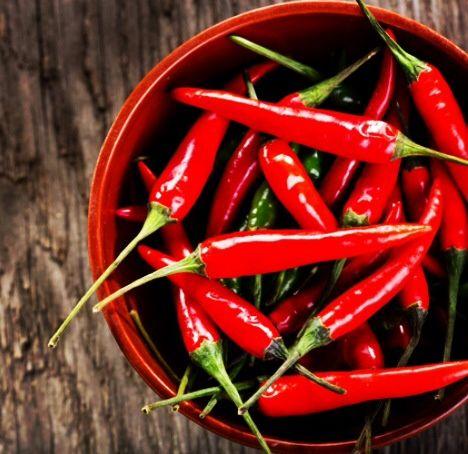 pimenta vermelha alimentos termogênicos queimar gordura perder peso aumentar metabolismo