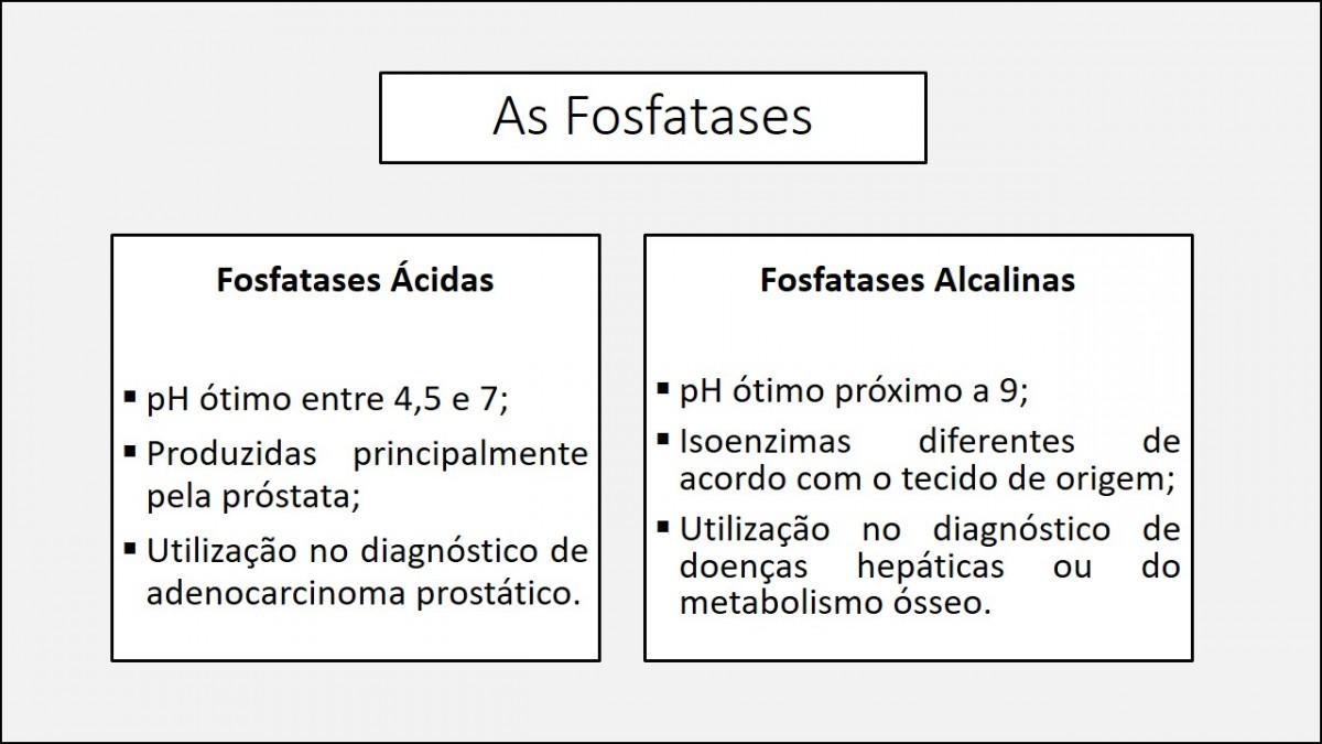 diferença entre fosfatase ácida fosfatase alcalina ph diagnostico de adenocarcinoma prostático cancêr de prostata
